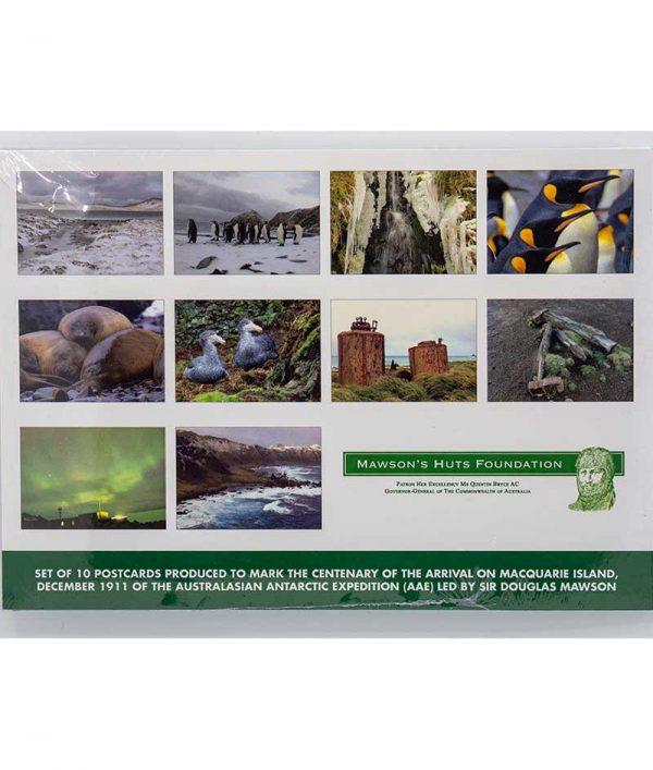 Mawson, Mawson's Huts, Mawson's Huts Foundation, Mawson Shop, Mawson's Huts Foundation Shop, Antarctic Souvenirs, Anatarctic Postcards