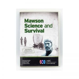Mawson, Mawson's Huts, Mawson's Huts Foundation, Mawson Shop, Mawson's Huts Foundation Shop, Antarctic Souvenirs, DVD on Antarctica, Antarctic DVD, Antarctic Science