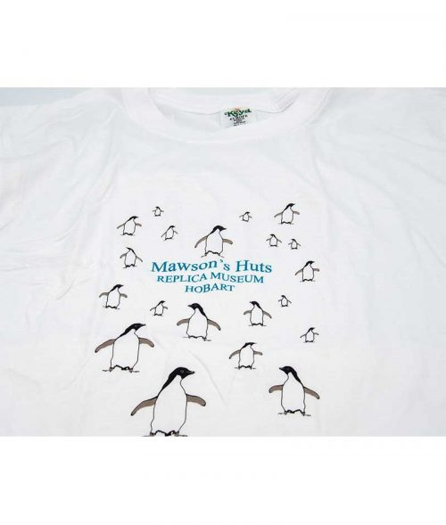 Mawson, Mawson's Huts, Mawson's Huts Foundation, Mawson Shop, Mawson's Huts Foundation Shop, Antarctic Souvenirs, T-Shirt