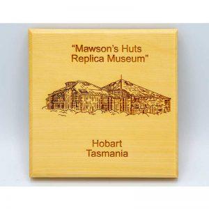 Mawson, Mawson's Huts, Mawson's Huts Foundation, Mawson Shop, Mawson's Huts Foundation Shop, Antarctic Souvenirs, Coaster