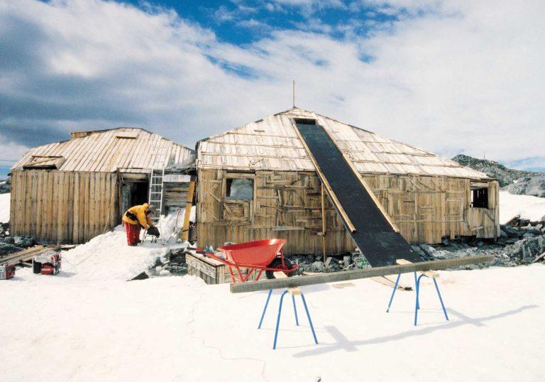 Mawson, Mawson's Huts, Mawson's Huts Foundation, Cape Denison, East Antarctica, Antarctica, Australasian Antarctic Expedition, AAE, Australia's Antarctic Heritage, Antarctic History, Heroic Era of Antarctica, Conservation and Restoration