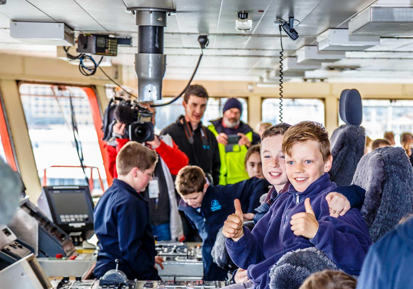 Australian Antarctic Festival, Antarctic Festival, Hobart Festival, Festival Hobart, Mawson's Huts, Mawson's Huts Foundation, Hobart Tourism, School Excursion