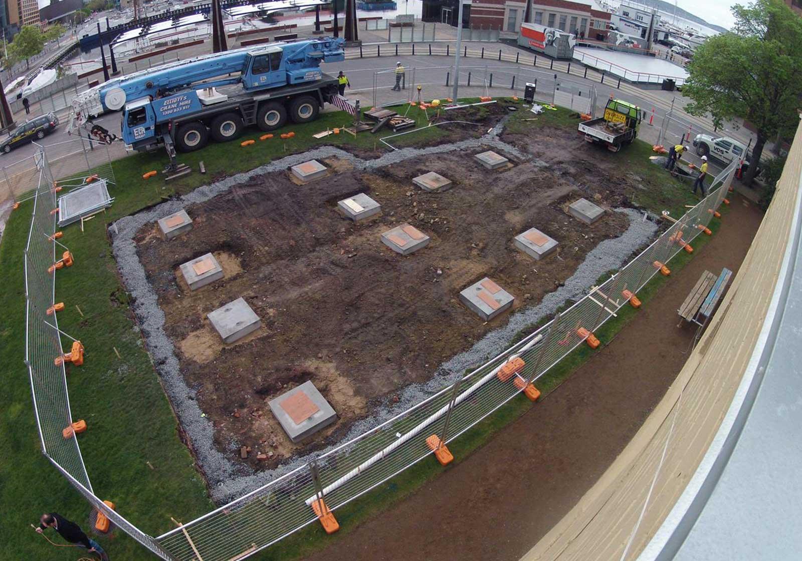 Replica-Build-foundations